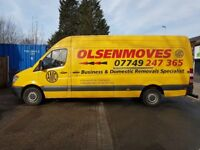 Salford, Manchester, Bolton Man And Van Removal Service, House Clearance, Long Distance Removals.