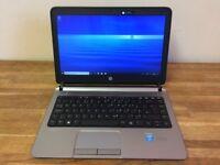 HP ProBook 430 - i5 4300U 4th Gen / 8GB Ram / 128GB SSD / Bluetooth / Windows 10 / Business Laptop