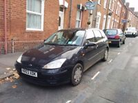Ford Focus 2003 (£450 ono)