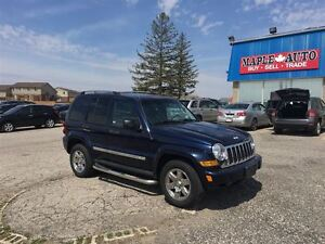 2006 Jeep Liberty Limited - AWD - LEATHER - MOONROOF