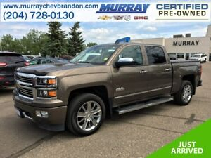 2014 Chevrolet Silverado 1500 Crew Cab High Country 4WD *Wifi* *