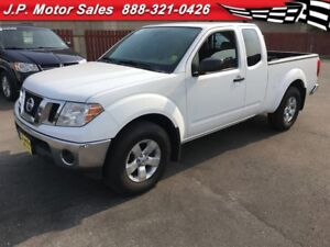 2011 Nissan Frontier SV, Extended Cab, Automatic