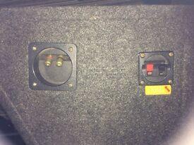 Speaker for car