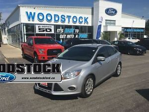 2014 Ford Focus SE, AUTO, AIR