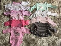 0-3 months girls clothes