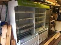 Shop fridges