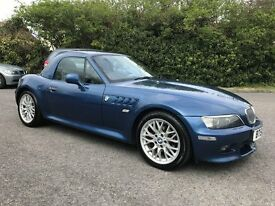 BMW Z3 2.2 SPORT ROADSTER CONVERTIBLE 5 SPEED
