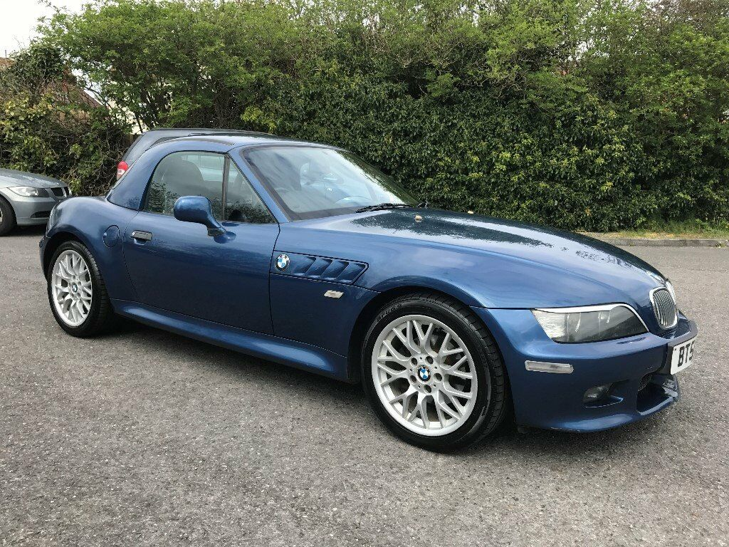 Bmw Z3 2 2 Sport Roadster Convertible 5 Speed In