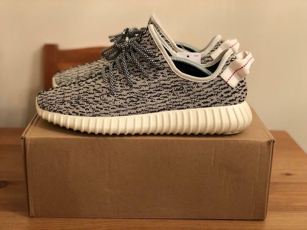 736797ac2f4 Adidas Yeezy boost 350 V1 UK 9.5 US 10 Turtle Dove