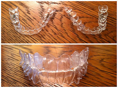 Invisalign Aligners/Retainers For Arts and Craft/Sample Purposes/  Brand New