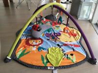 Large Baby Gym / Play Mat Mamas&Papas