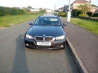 BMW 3 SERIES 320D 2.0L SE TOURING (2005)