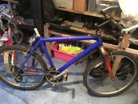 Men's mountain bike spares or repair