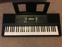 Yamaha PSR E343 with EXTRAS!