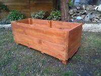 Garden Planter made from Pallet