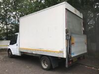 2006 FORD LUTON BODY. BRILLIANT DRIVE. 1 OWNER FROM NEW. FULL SERVICE HISTORY. TAIL LIFT. NO VAT.