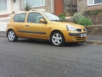 2001 Renault Clio FOR SALE