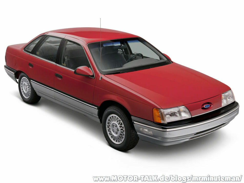 1986er Ford Taurus - Copyright: The Henry Ford