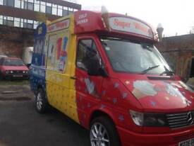 Ice cream vans