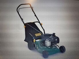 Petrol Lawnmower good condition...