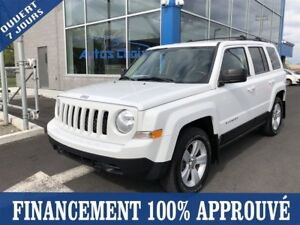 2011 Jeep Patriot North 4x4 **61$/SEM*FINANCEMENT 100% APPROUVÉ*
