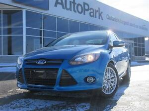 2014 Ford Focus Heated Leather Interior| Rear View Camera| Remot