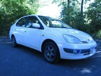 2000 TOYOTA PRIUS 1.5 HYBRID ELECTRIC AUTOMATIC, 5 DOOR MOT 12 MONTHS