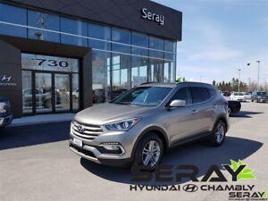 2018 Hyundai Santa Fe Sport 4x4 Premium mags, camera de recul, 4