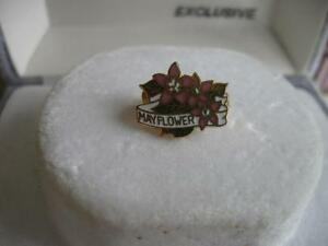 "OLD VINTAGE ""MAYFLOWER"" COLLECTOR'S PIN"