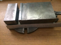 Engineering Vice For Milling Machines Etc