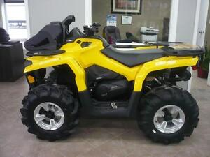 2015 Can-Am Outlander L 450 DPS