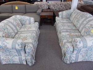 Sofa and love seat. Good condition. $299 for both
