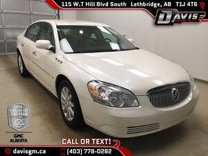 Used 2009 Buick Lucerne CXL-HEATED/COOLED LEATHER