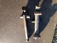 Massey ferguson hitch 135/ 35/ 240