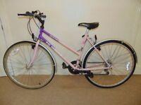 "Hi Gear Capella 19"" Hybrid/Commuter/Town Bike"