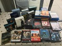 DVD and Blu-ray lot