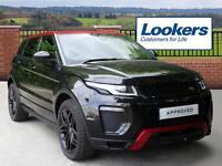 Land Rover Range Rover Evoque TD4 EMBER SPECIAL EDITION (black) 2016-08-08