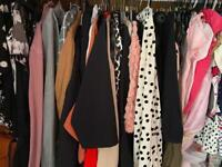 Women's clothing bundle joblot