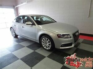 2012 Audi A4 2.0T AWD, EASY FINANCING