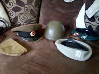 Army hats