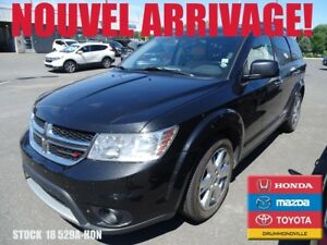 2012 Dodge Journey R/T+AWD+CUIR TAN+NAVIGATION