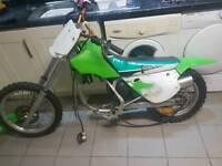 Kx 80 spares or repair