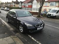 BMW 5 SERIES 3.0 525d SE Auto 4door