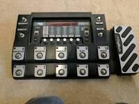 DIGITECH RP1000 Pedal Board