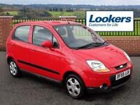 Chevrolet Matiz SE (red) 2009-12-31