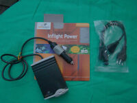 Teleadapt Inflight Power Inverter (new/unused) for caravanning, boating, holidays