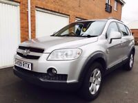 2009 09 Chevrolet Captiva 2.0 Turbo Diesel++FSH+Full MOT not antara kuga x5 shogun qashqai