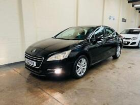 image for Peugeot 508 active 1.6 hdi in immaculate condition full service history long mot may 22