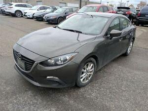 2015 Mazda MAZDA3 AUTO!!! FULLY LOADED!!! ALLOYS!!!