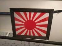 Small japanese flag